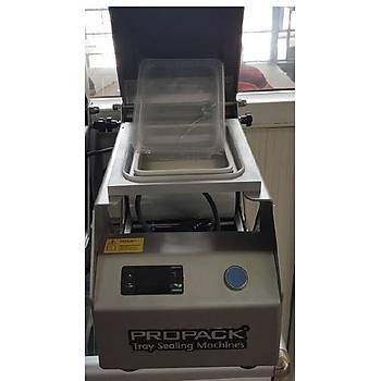 Propack SM 230 Manuel Tekli Kase Tabak Kapatma Makinesi