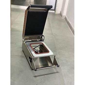 Propack HTS 225 Tek Gözlü Kase Tabak Kapatma Makinesi