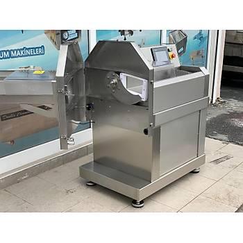 Akse Otomatik Pastýrma Salam Dilimleme Makinesi