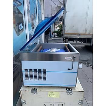 Crompack 42 Cm Çift Çene Vakum Makinesi - Yerli Üretim