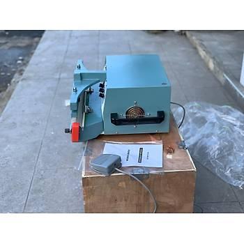 Elektronik Pedallý Poþet Aðzý Kapama Makinesi PFS 450T