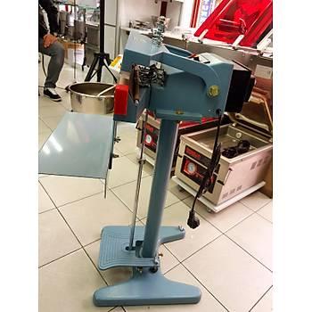 Lavion Pfs-450 Pedallý Ayak Basmalý 45 Cm Poþet Aðzý Kapama Yapýþtýrma Makinesi