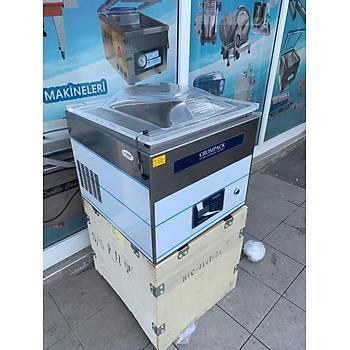 Crompack 51 Cm Tek Çene Derin Hazne Gýda Vakum Makinesi - Yerli Üretim