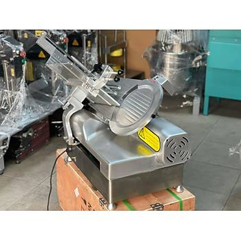 Lavion Tam Otomatik Dilimleme Makinesi Salam Kaþar Pastýrma Kuru Et Dilimleme