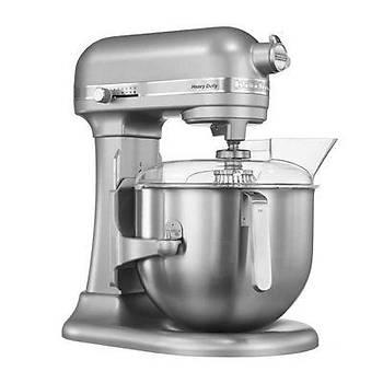 KitchenAid Mikser Heavy Duty, 6.9 L, Metalik Gümüþ