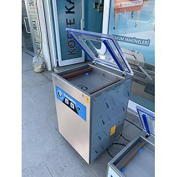 Makropack 41 Cm Çift Çene  Ayaklý  Vakum Makinesi YERLÝ ÜRETÝM 3 Yýl Garantili