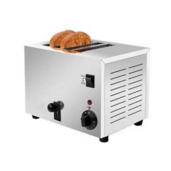 Arisco Profesyonel 4 Dilimli Ekmek Kýzartma Makinesi - ETS4A