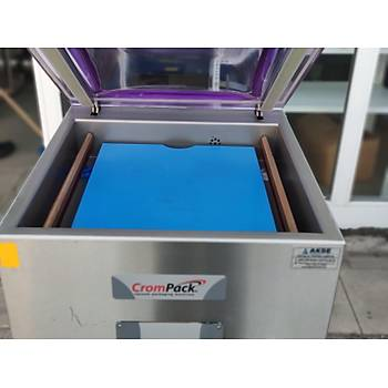 Crompack 48 Cm Çift Çene Vakum Makinesi - 2. El Garantili