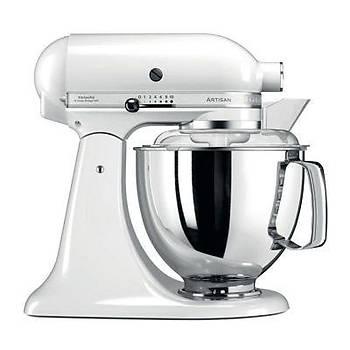 KitchenAid Artisan Stand Mikser, 4.8 L, Beyaz