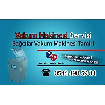 Ýstanbul Baðcýlarda Vakum Makinesi Teknik Servisi - Tamiri
