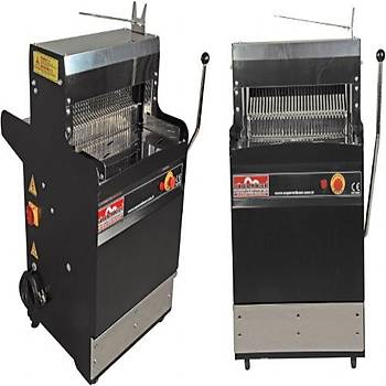 Süper Mikser Ekmek Dilimleme Makinesi