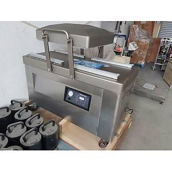 Propack 51 cm Çift Odalý Profesyonel Vakum Makinesi  4 Çeneli Vakumlama Makinesi