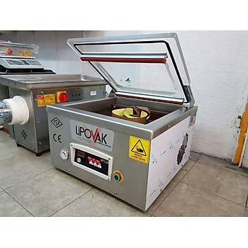 Masaüstü 47 Cm Tek Çene Vakum Makinesi - Yerli Üretim