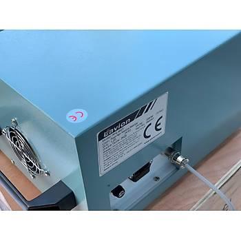 Elektronik Pedallý Poþet Aðzý Kapama Makinesi PFS 600T