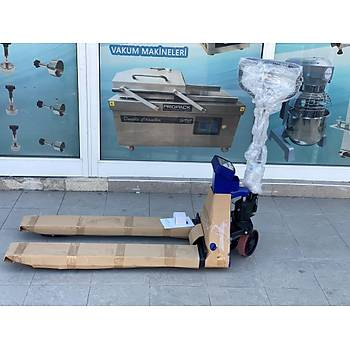 Neck Elektronik Terazili 3 Ton Transpalet Baskul
