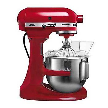 KitchenAid Mikser Heavy Duty, 4.8 L, Kýrmýzý