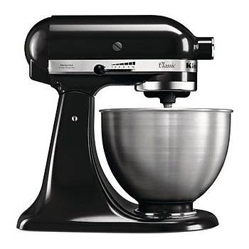 KitchenAid Classic Stand Mikser, 4.3 L, Siyah