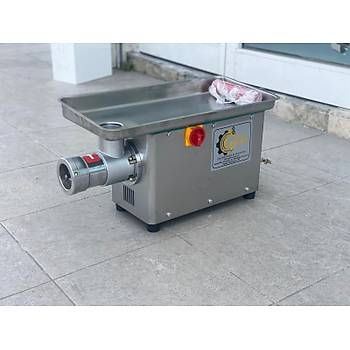 12 No Golden Mixer Redüktörlü Kýyma Makinesi 0,55 kW