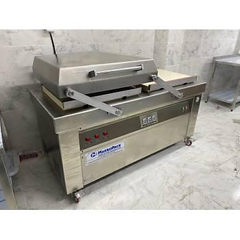 Makropack 70 Cm Cift Odalý Sanayi Tipi Vakum Makinesi