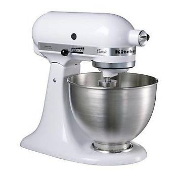 KitchenAid Classic Stand Mikser, 4.3 L, Beyaz