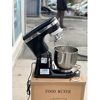 Lavion B8 Pro- 7 Litre Set Üstü Food Mikser Hýz Kontrollü Siyah