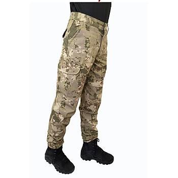 Tsk Yeni Renk Kara Kuvvetleri Yeni Model Kamuflaj Gömlek Pantolon