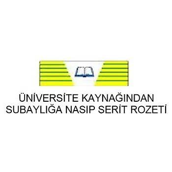 Üniversite.Kaynaðýndan Subaylýða Nasýp Þerit Rozeti
