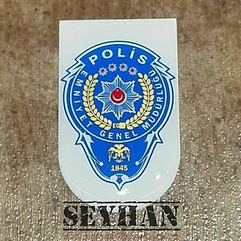 Polis Þarjör Sticker