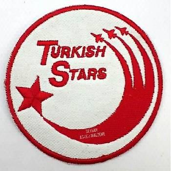 Türk Yýldýzlarý Peçi