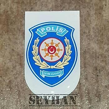 Polis Çevik Kuvvet Þarjör Sticker