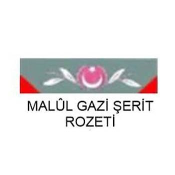 Malül Gazi Þerit Rozeti