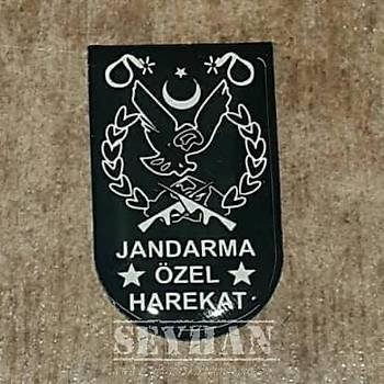 Jandarma Özel Harekat Þarjör Sticker