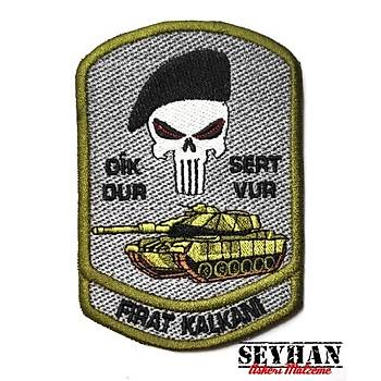 FIRAT KALAKANI PEÇ - Arma - Askeri Patch