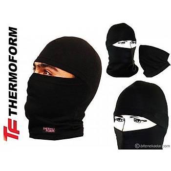 Thermoform Termal Kar Maskesi