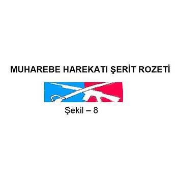 Muhabere Harekatý Þerit Rozeti