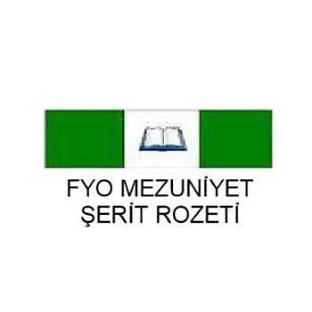 FYO Mezuniyet Þerit Rozeti