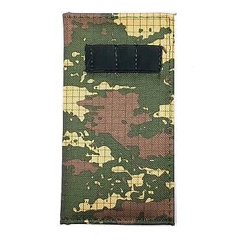 Askeri Kamuflaj Defter Küçük Boy 8,5x16,5 cm/80 Sayfa Kalemlikli