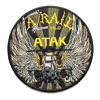 AZRAÝL FÝLO PEÇ - Arma - Askeri Patch