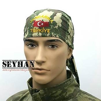 Jandarma Türkiye Bandana (Kamuflaj)