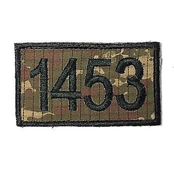 1453 PEÇ - Arma - Askeri Patch