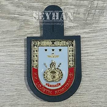 K.K. Lojistik Komutanlýðý Ceket Brövesi (Altýn Kaplama)