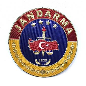 JANDARMA Asayiþ 3d Kol Armasý