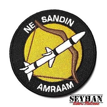 AMRAAM PEÇ - Arma - Askeri Patch