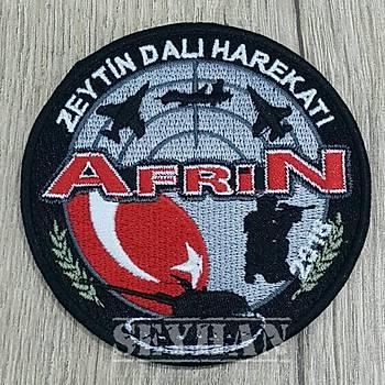 AFRÝN HAREKATI Peçi