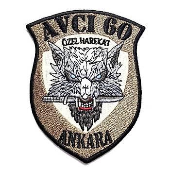 ÖZEL HAREKAT AVCI 60 PEÇ - Arma - Askeri Patch