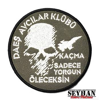 DAEÞ AVCILARI PEÇ - Arma - Askeri Patch