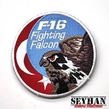F16 Askeri Patch Yama - PEÇ
