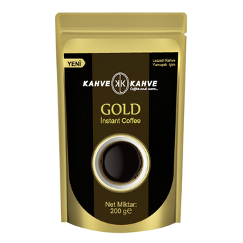 GOLD KAHVE & SÜT TOZU KAMPANYASI