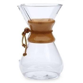 CHEMEX AHÞAP BOYUNLU 6 CUP