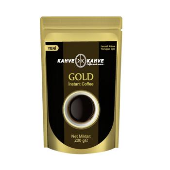 KAHVEKAHVE GOLD 200 GR